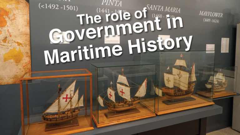 Government in Maritime History