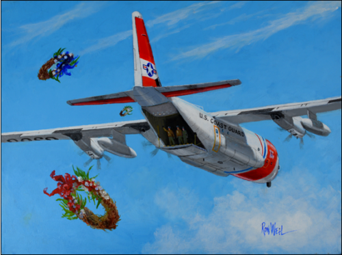 Memorial Fly By