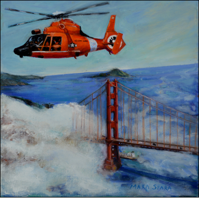 Search And Rescue In San Francisco